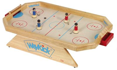 WeyKick on Ice Stadion 8500